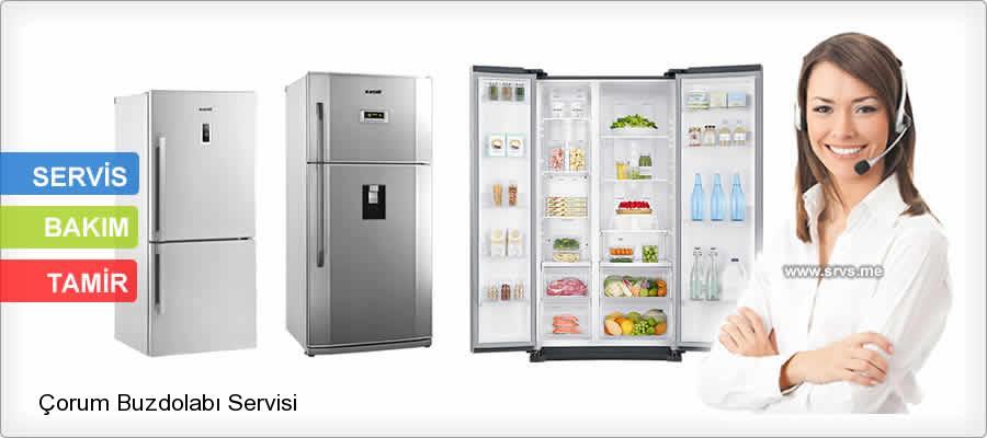 Çorum Dodurga Buzdolabı Servisi