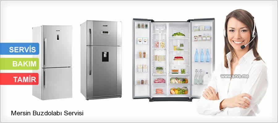 Mersin Akdeniz Buzdolabı Servisi